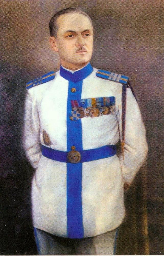 Generalul Teodor Ciurea, cel de-al doilea ctitor al Manastirii Samurcasesti