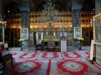 Catapeteasma Manastirii Ciorogarla