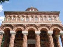 Fatada bisericii