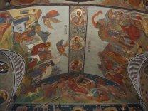 Manastirea Samurcasesti - Fresca