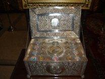 Sfinte Moaste - Manastirea Ciorogarla