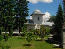 Manastirea Ciorogarla - turnul clopotnita
