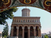 Manastirea Samurcasesti Ciorogarla